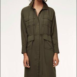Babaton howitt dress sz 3 (m/L)